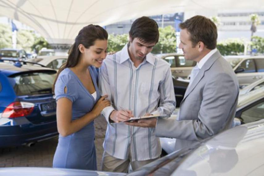 Vehicle Financing Options