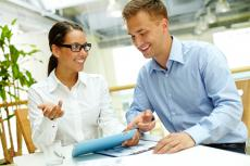 Do you work with a professional accountant?
