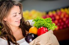 What do you spend a week on groceries?